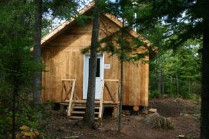 Refuge des Cascades Sutherland