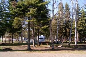 Camping d